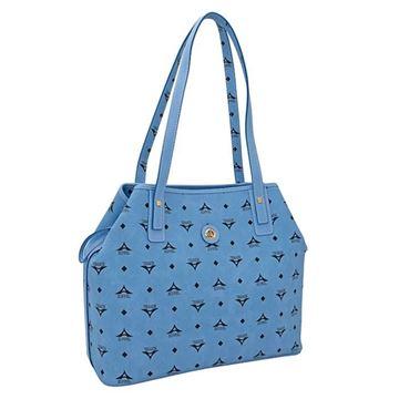 Εικόνα της  Γυναικεία τσάντα ώμου σιελ 36-171034-2Ε la tour eiffel