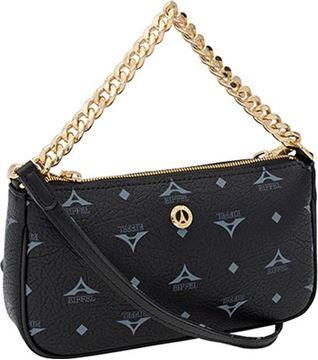 Εικόνα της  Γυναικεία τσάντα ώμου/χιαστί μαύρο 36-201021-1