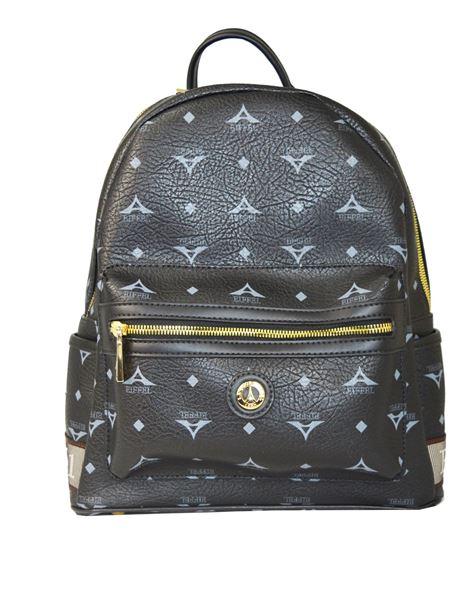Εικόνα της   Γυναικεία τσάντα πλάτης μαύρο με ΝΕΟΥΣ ΙΜΑΝΤΕΣ  36-142030-3ΜH la tour eiffel