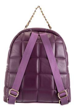Εικόνα της  Γυναικεία τσάντα ALESSIA MASSIMO  πλάτης 5158 purple