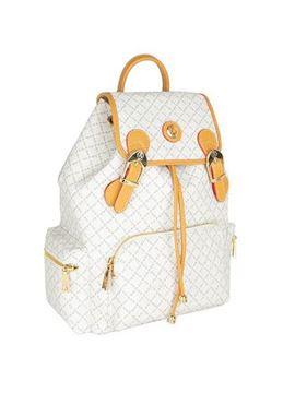 Εικόνα της  Γυναικεία τσάντα πλάτης  άσπρο  171-191015-1S