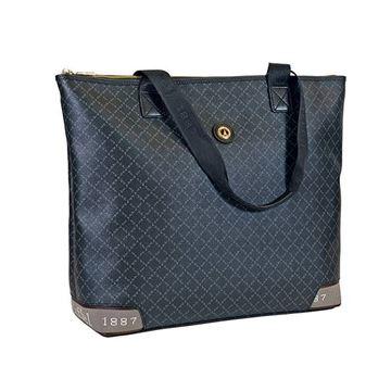Εικόνα της   Μεγάλη γυναικεία τσάντα ώμου ημιεπαγγελματική μαύρο  Κωδικός 171-122028-5 La Tour Eiffel